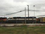 BNSF 9510