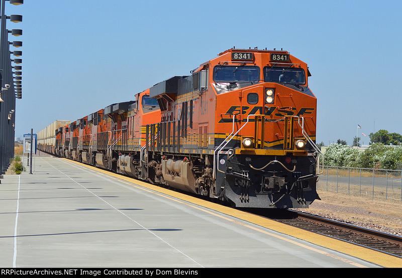 BNSF 8341
