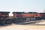 BNSF 4582