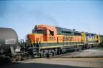 BNSF 2803