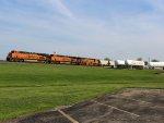 BNSF 8285 S70791-17