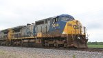 CSX Work Train with LMIX #514