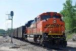 DPU shoves coal loads east