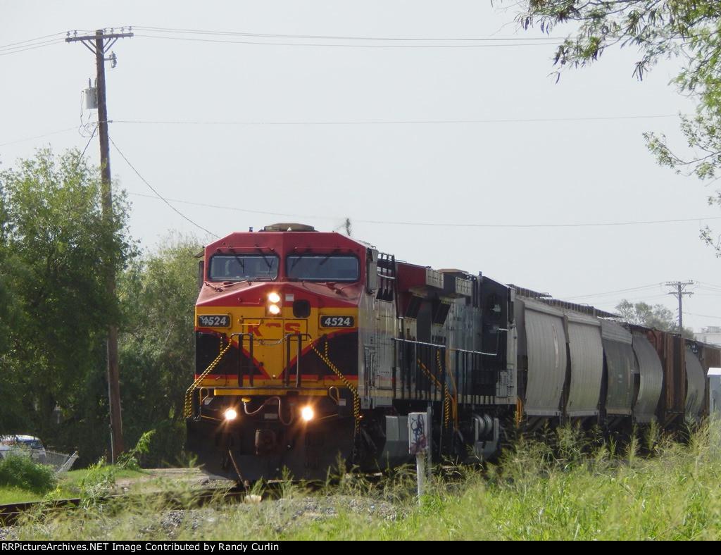 KCSM 4524 North