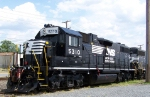 NS 5310 on the Dover Team Track