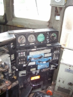 C40-8 Cab