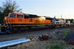 BNSF 279 and 654