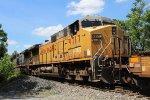 Union Pacific C44-9W 9717