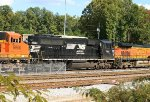 NS 7018 lays over