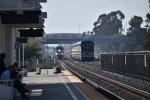 Metrolink 810 and Amtrak 782