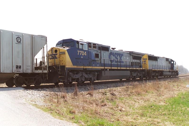 CSX 7704