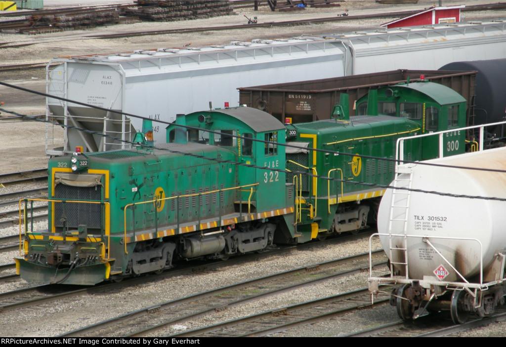 EJE 322 & 300