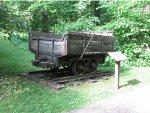 Keystone coal mine car