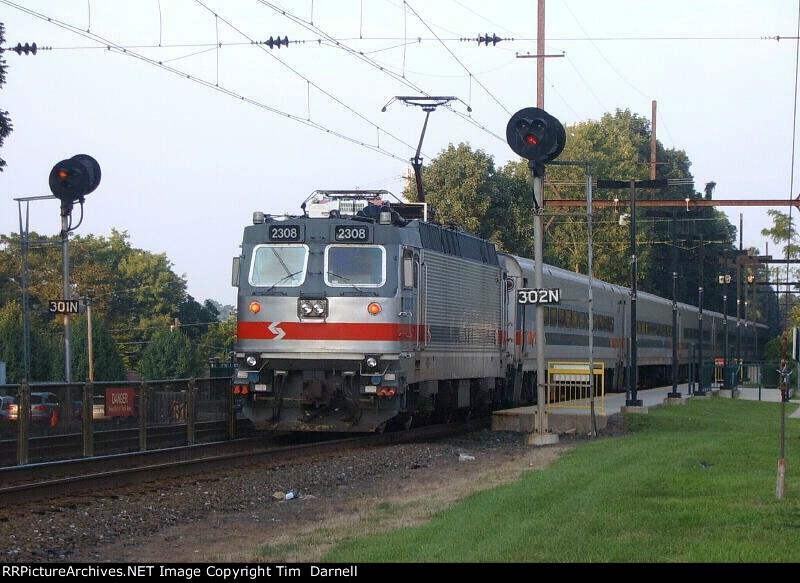 SPAX 2308 leaves Yardley