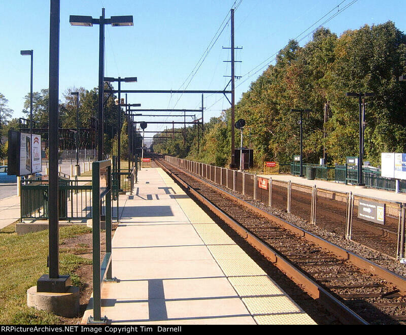 Yardley station 2007