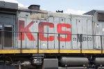 KCS de Mexico Logo