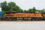 Roster shot of BNSF 7163
