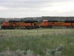 BNSF 9221/9027