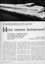 """Here Comes Tomorrow,"" Page 46, 1955"
