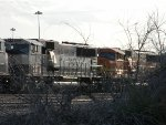 BNSF 9467/9400
