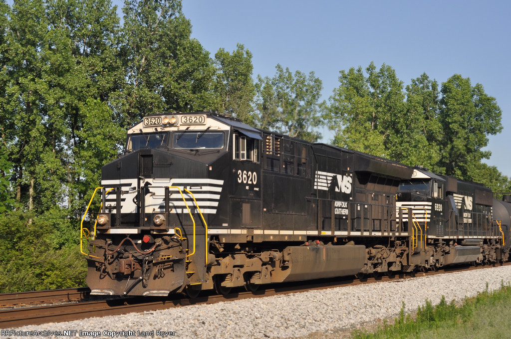 NS 3620 North
