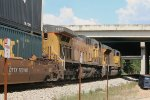 UP 8957 and 7209 roll EB under I85