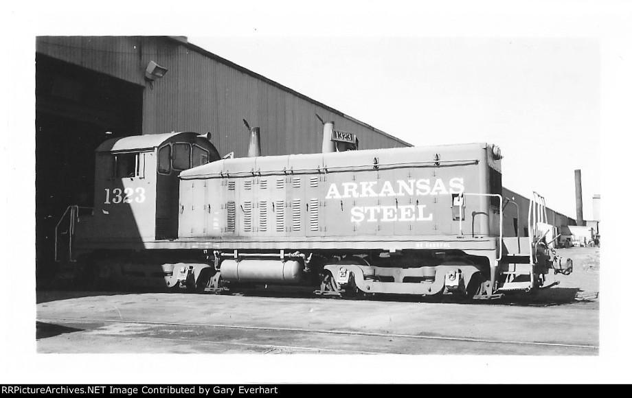 ASAX NW2 #1323 - Arkansas Steel Associates