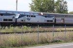 """AMTK 100 on Amtrak 48 """"Lake Shore Limited"""""""