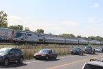"""Amtrak 64 """"Maple Leaf"""""""