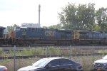 CSXT 706 on CSX Q003
