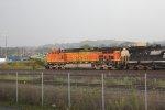 BNSF 5119 on CSX Q264