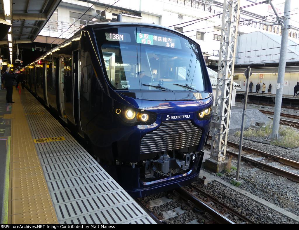 Sotetsu now connected to Shinjuku