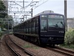 Repainted set going to Yokohama