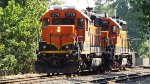 BNSF on the NS in Hannibal.......