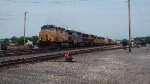 Six motor mixed freight........