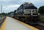 NS 7695 brings the Roanoke Regional into Lynchburg