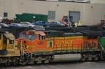 BNSF 4501