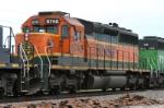 BNSF 6745