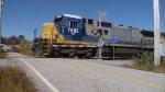 """Pan Am Railways """"New"""" C40-8s"""