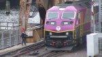 MBTA Commuter Train 2