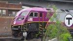 MBTA Commuter Train 4