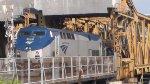 Amtrak Downeaster rear locomotive