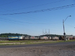 Tri Rail and TFM at the KCS Knoche Yard fuel racks