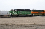 Bean Time for BNSF 3140 crew on the Golden Spread