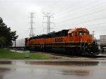 BNSF 2321 Y-HOD302