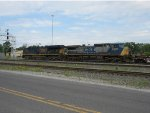CSX 3326 and 9038