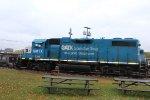 Vermont Railway Burlington yard