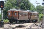 Wood Chicago L Train
