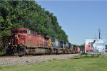 CP 8578 On CSX Q 353 Eastbound On The NS