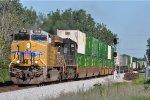 UP 2539 On NS 216 Northbound